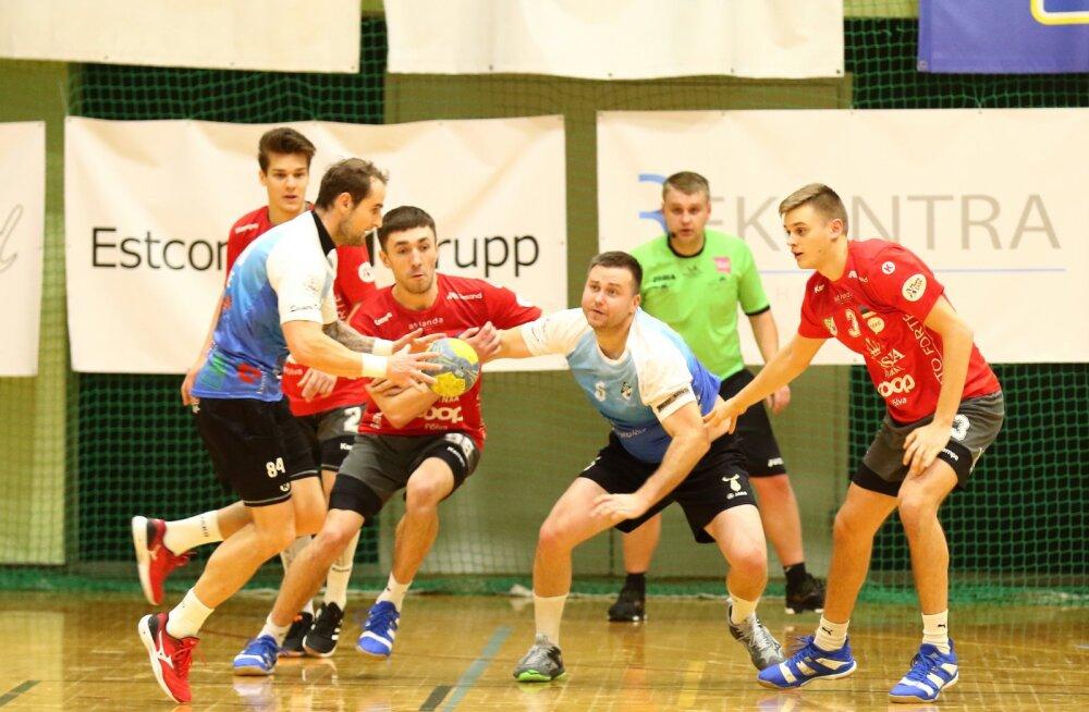 Põlva Serviti edenes karikafinaali, vastas ootab HC Tallinn