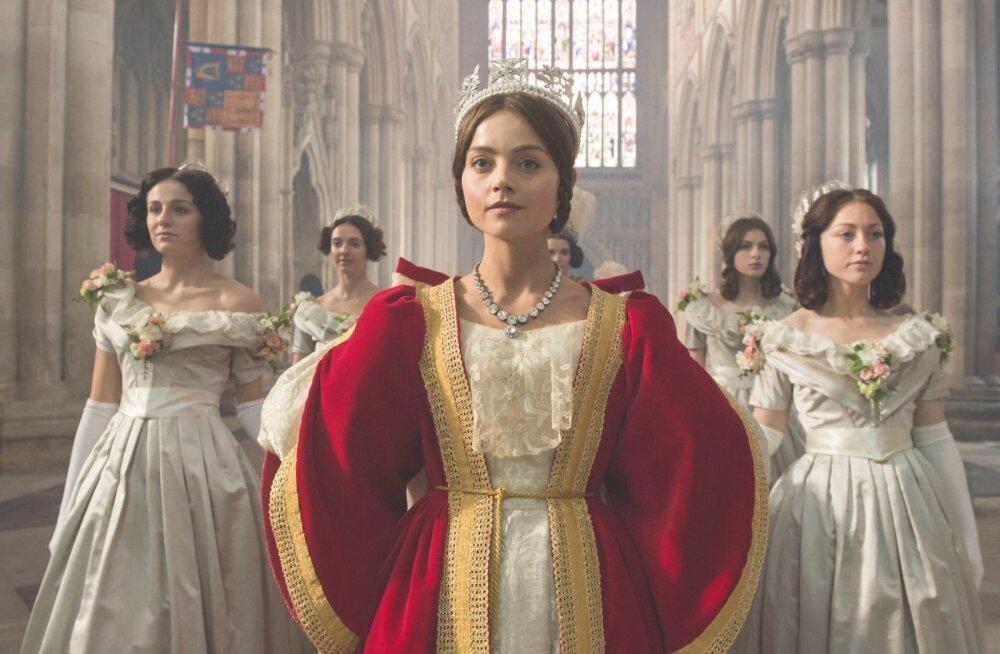 Inglise kaheksaosaline draamasari jälgib kuninganna Victoria noorusaastaid.