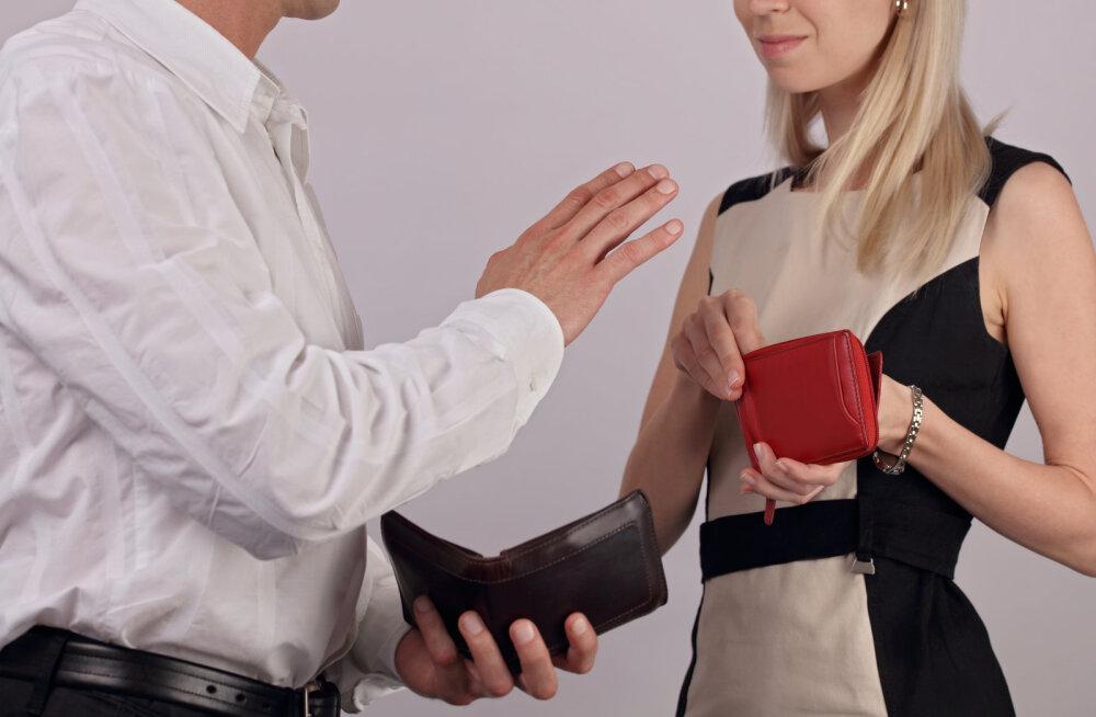 Eesti naised avaldavad arvamust: kas ja kui palju eest mees suhtes maksma peaks?