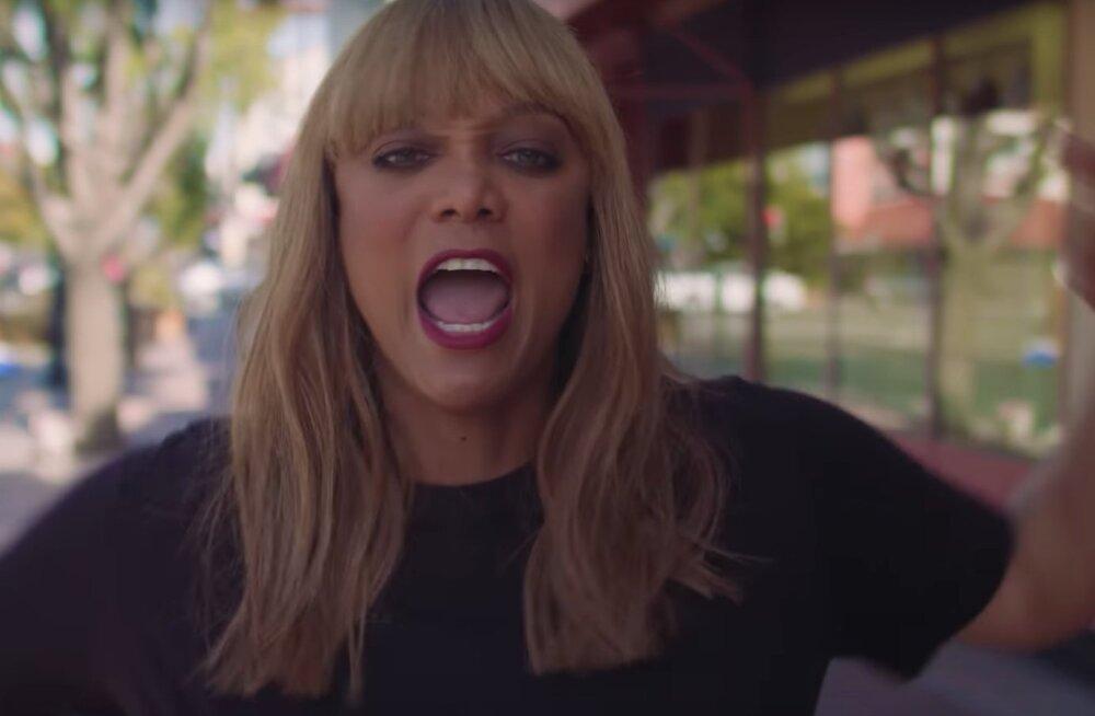 VIDEO | Tyra Banks avalikustas vihast nõretava videoga moemaailma varjupooled: aeg on kätte maksta