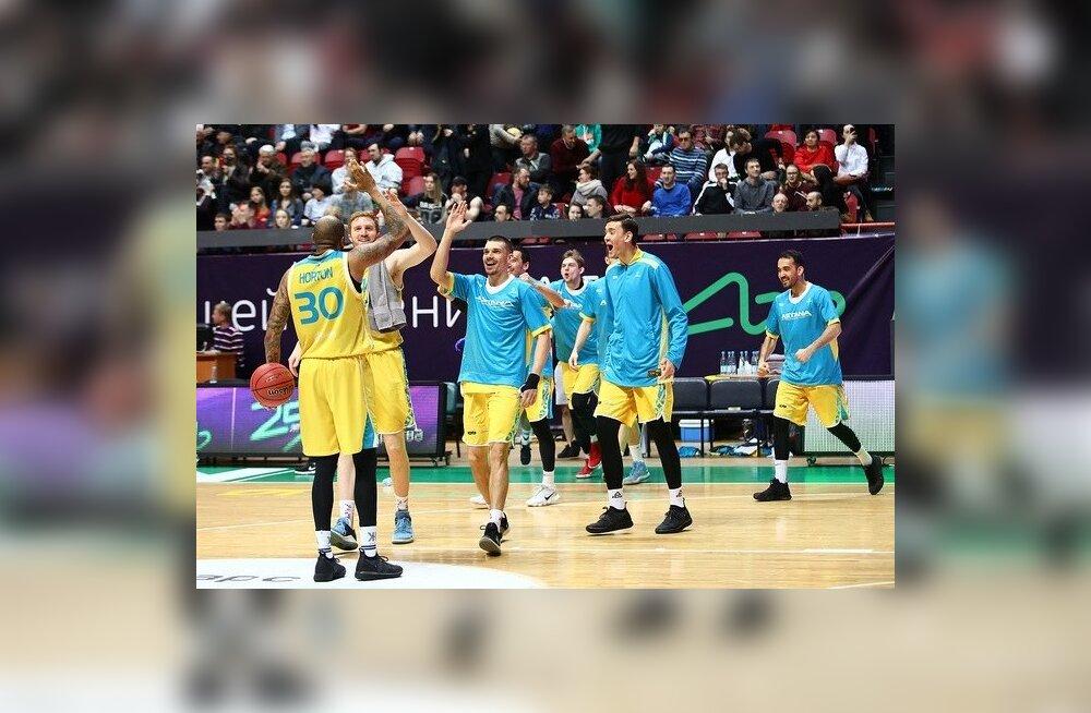 BC Astana korvpallimeeskond