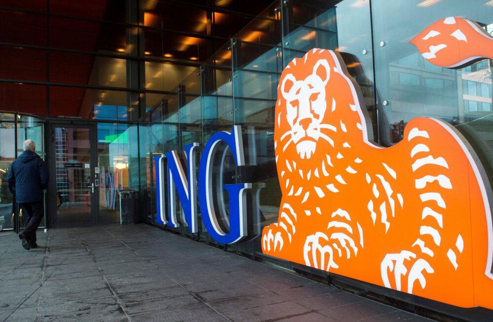 Säästurežiim: Hollandi suurpank koondab 5800 töötajat