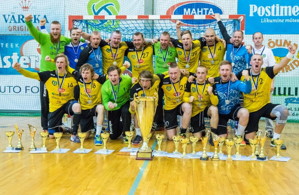 Viljandi HC meeskond