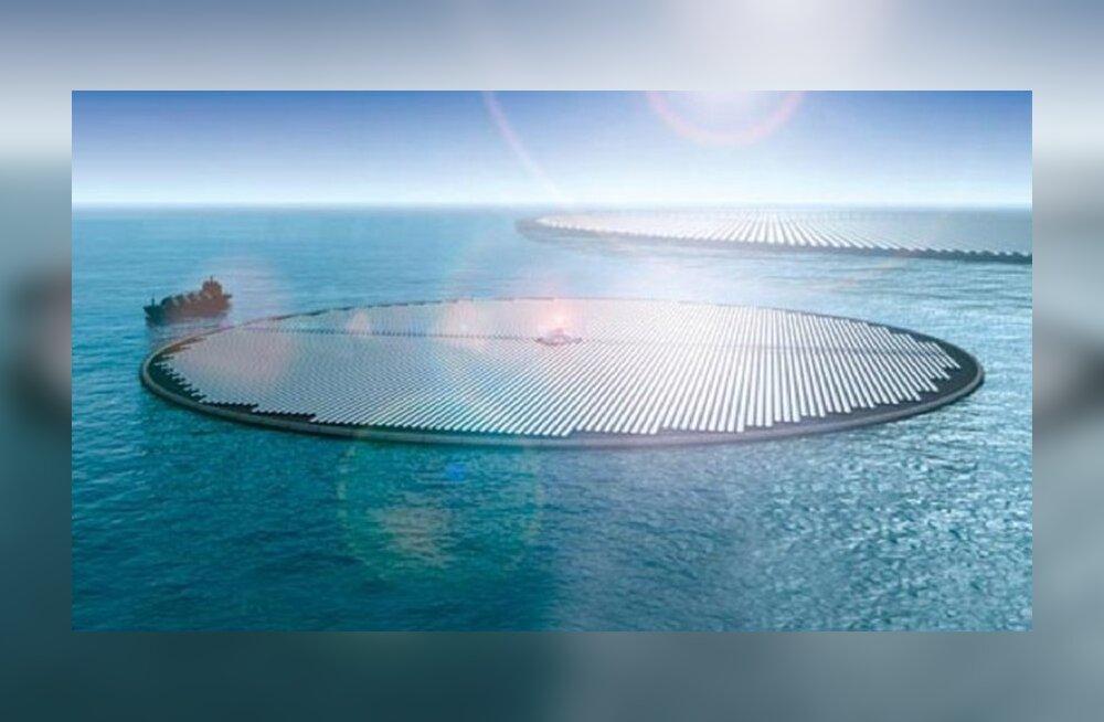 Teadlased: keskkonna päästaksid süsihappegaasist kütust tootvad hiigelsaared