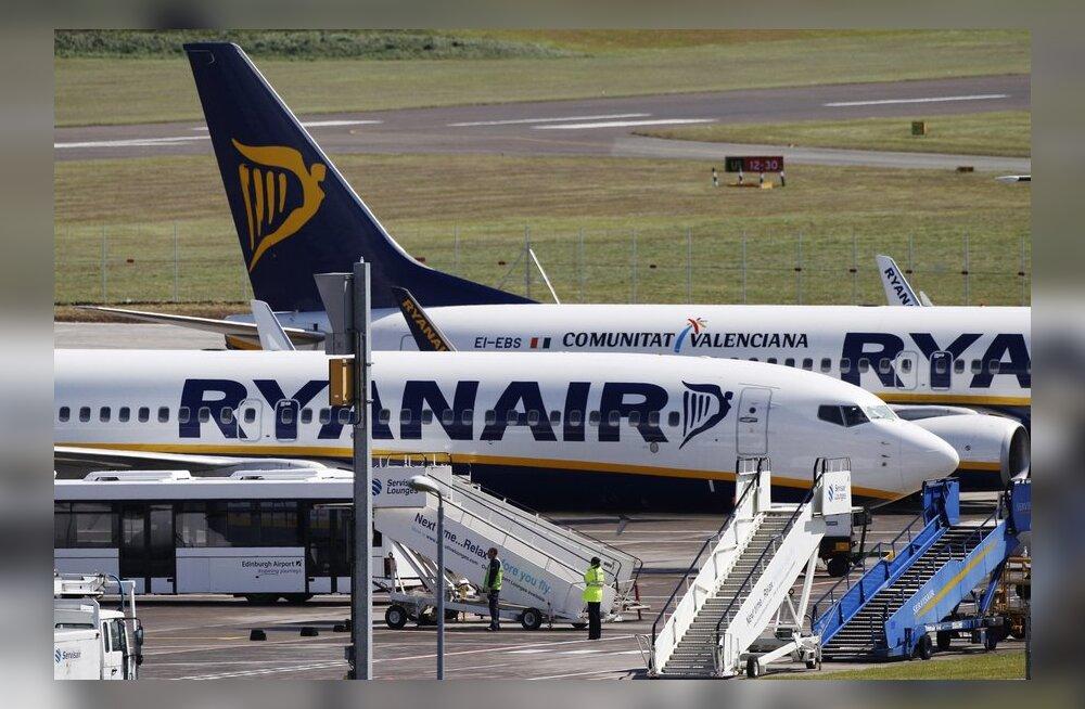 Ryanair закрывает большинство маршрутов из Таллинна