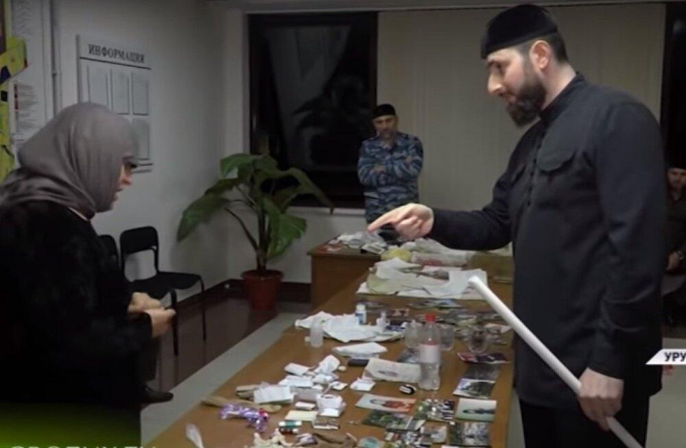 ВИДЕО: в Чечне признали существование джиннов и отчитали колдунов