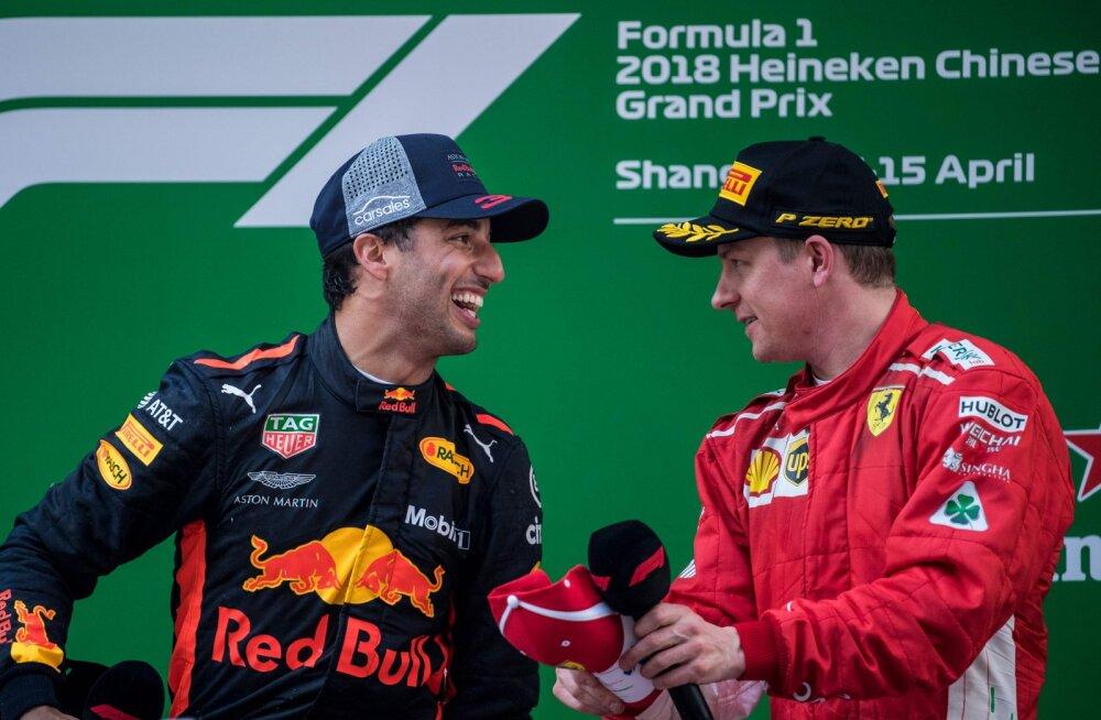 Itaalia meedial on kindel soov, keda Räikköneni asemel Ferraris näha