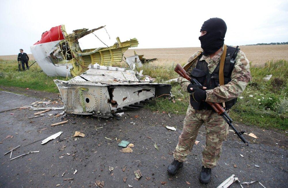Ukrainas lasi end maha endine sõjaväepiloot, keda Venemaa süüdistab lennu MH17 allatulistamises