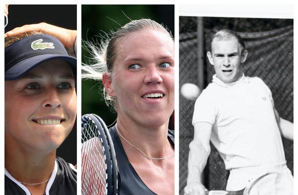 Eesti tennise kõigi aegade TOP10: žürii suurim peavalu – kas eelistada Kanepit või Leiust?
