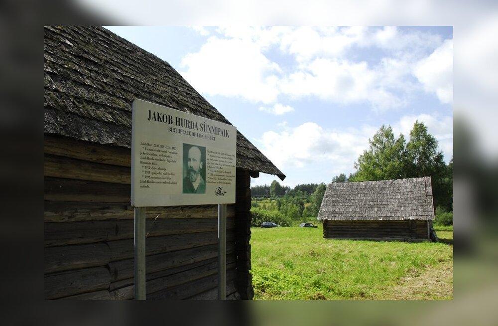 Rahvakultuuritegijad kohtuvad Jakob Hurda sünnitalus