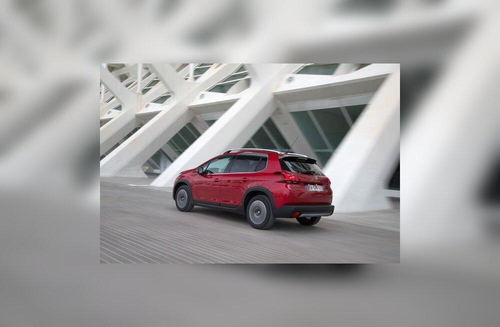 WhatCari proovisõit: Peugeot 2008 – meeldejäävam nägu