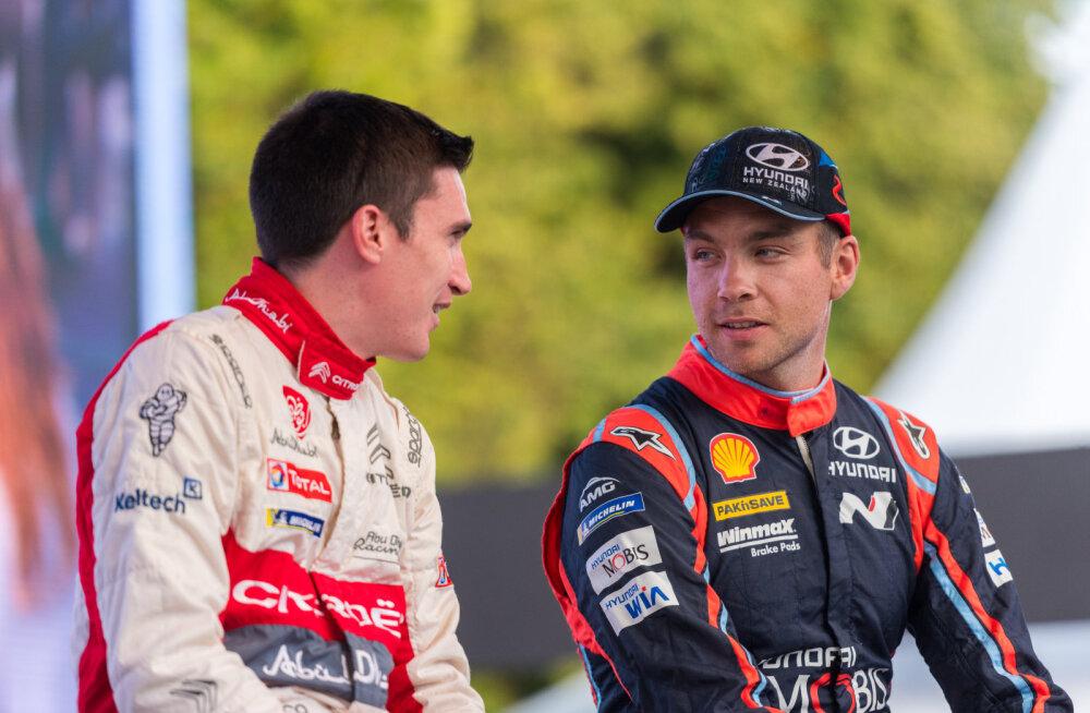 DELFI RALLY ESTONIAL | Hayden Paddon: see on üks mu lemmikrallisid väljaspool WRC sarja