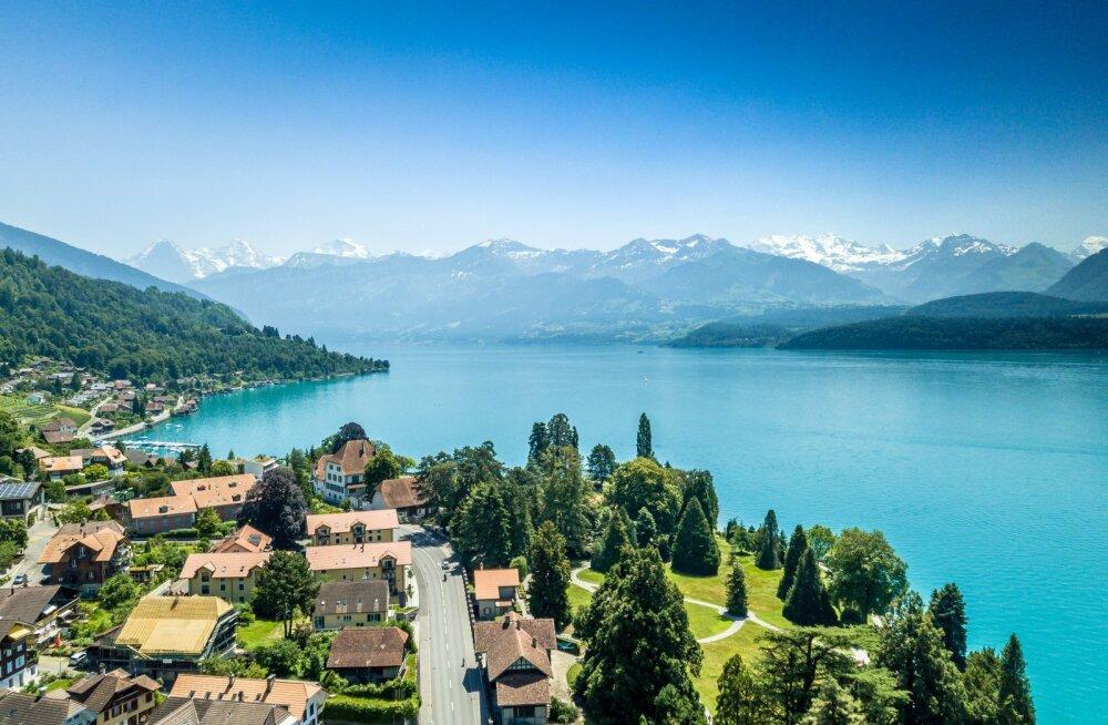 Швейцария снимает карантинные ограничения