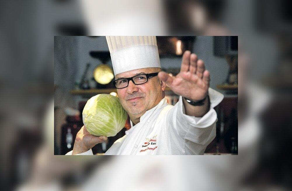 Eesti köök on nagu Pärdi muusika ja Tätte laulud