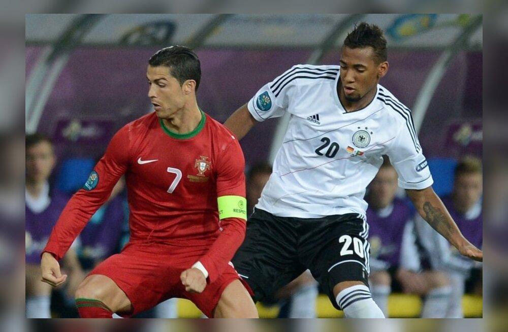 Suurfavoriit ei vääratanud: Saksamaa võitis Portugali
