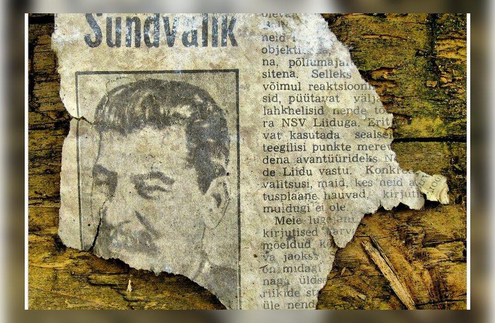 Sovetoloog: NSV Liit oleks võinud laguneda palju varem