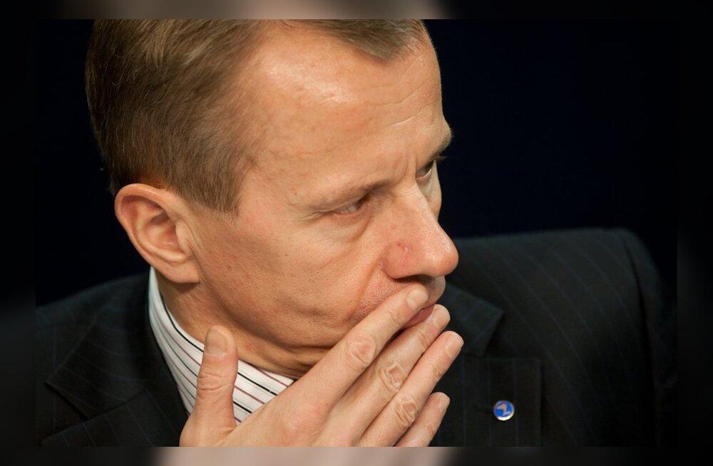 Ligi: Kreeka võla vähendamine Eestit ei mõjuta