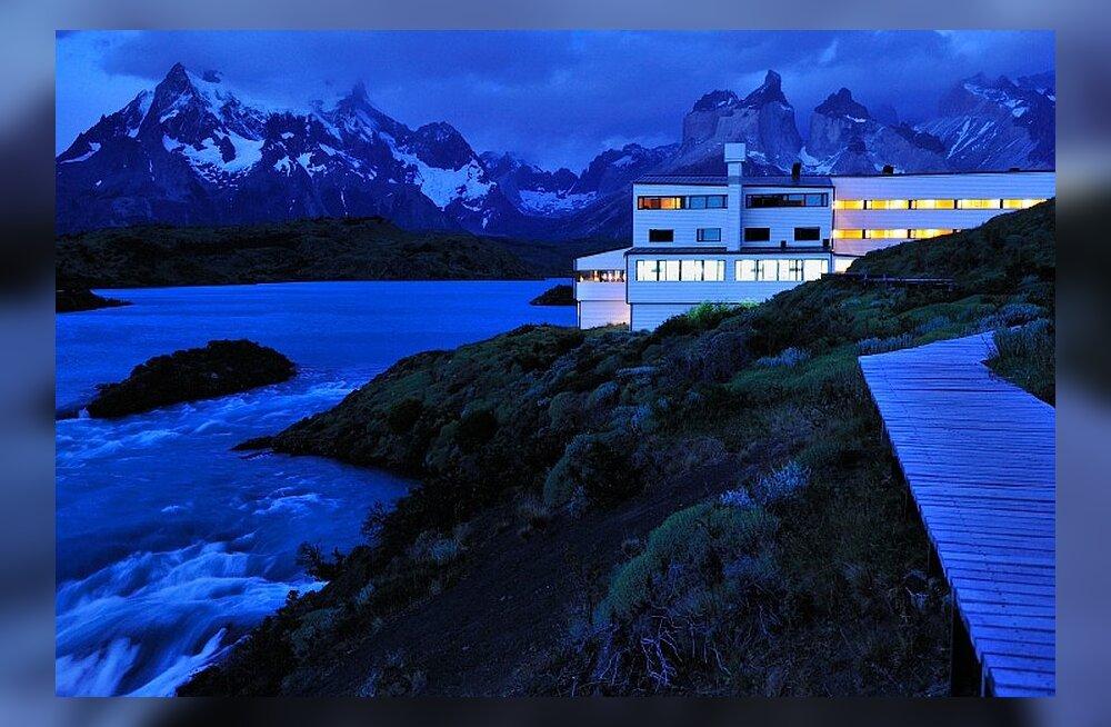 Kümme maailma parimat vaadet hotelliaknast