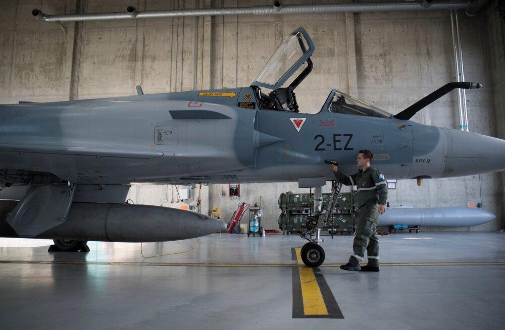 NATO õhuturbe missioon. Ämari lennubaas