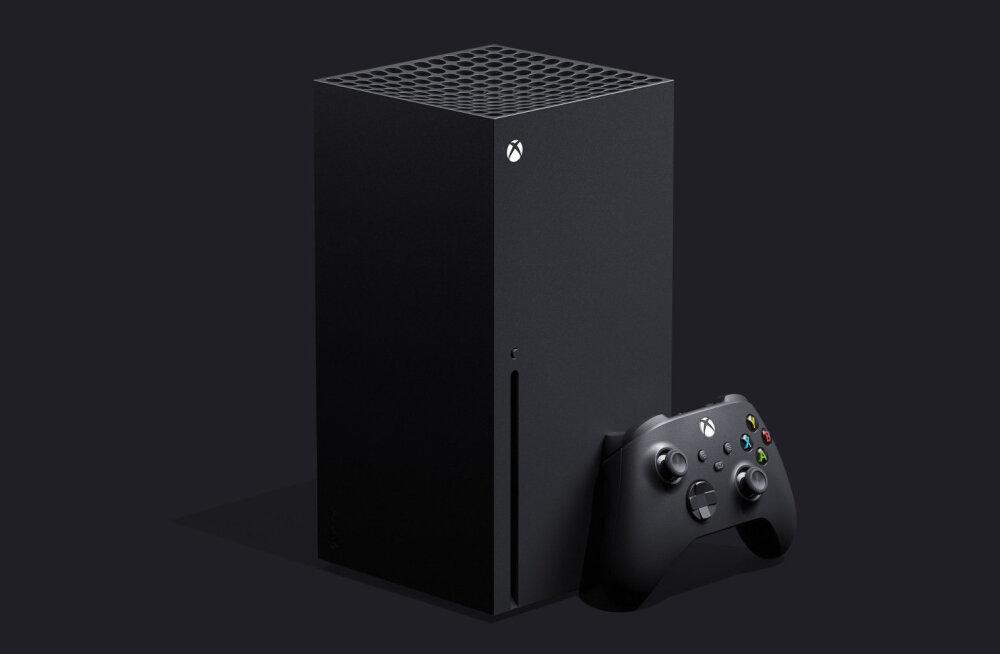 Xbox Series X: esimene kord sellel sajandil, kui mänguseade pakub rohkem jõudlust kui enamik arvuteid