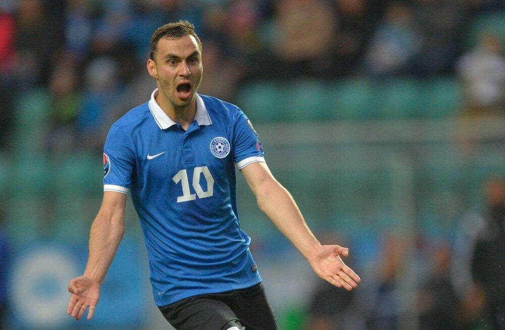 Eesti vs San Marino, Sergei Zenjov