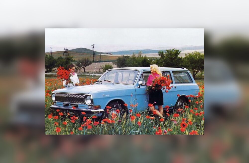 Põnev autoajalugu: 60 aastat universaalkerega autosid Venemaal. II osa
