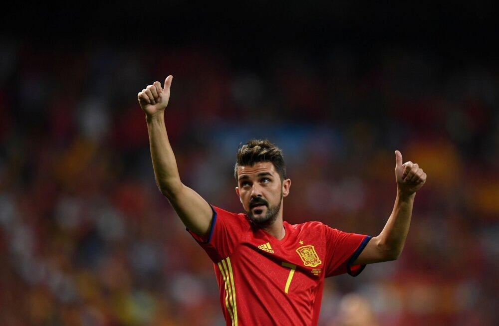 Hispaania jalgpallilegendi süüdistatakse seksuaalses ahistamises