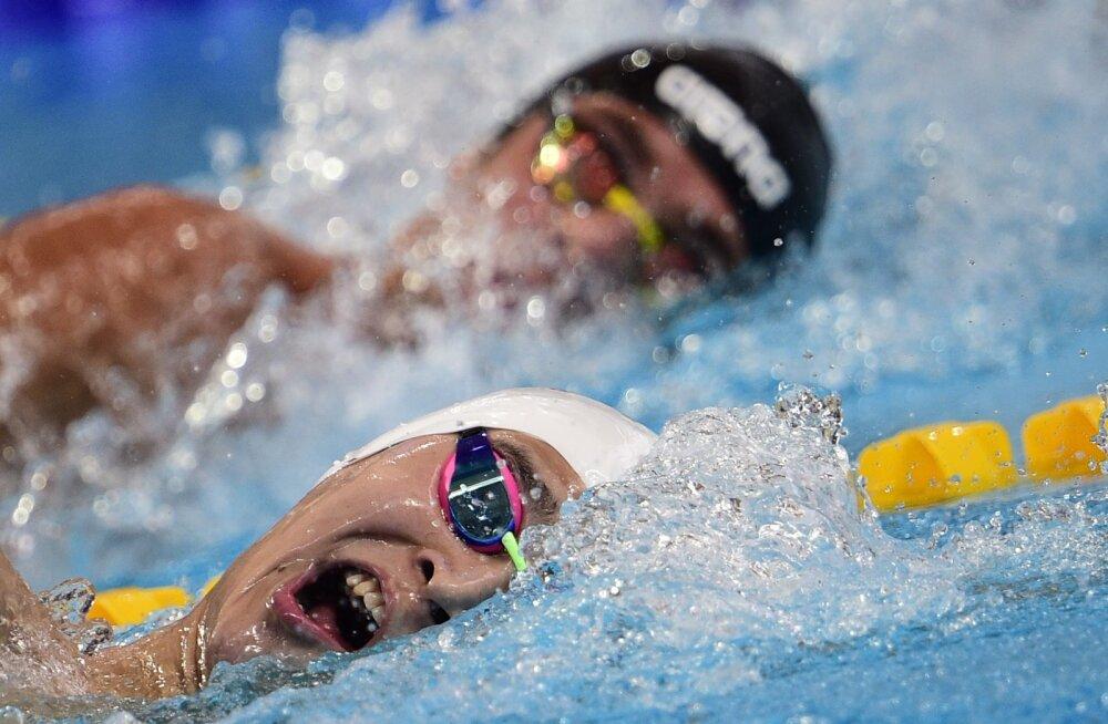 Lahkamist ei tule! 17-aastase Hiina ujuja äkksurm tekitab dopingukahtlusi