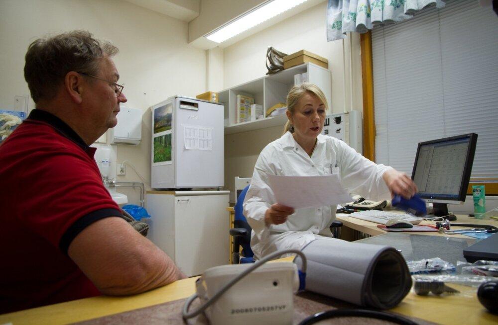 Anna Luik, Eesti arst Soomes