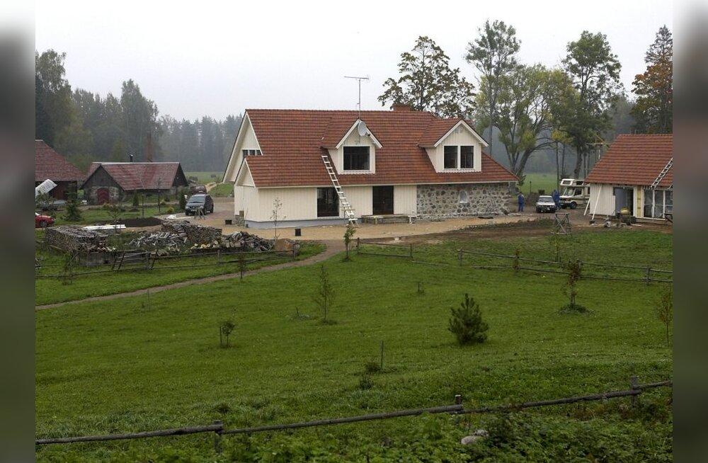 Ilvese asutatud Hans Rebase Euroopa Instituut lõpetas tegevuse