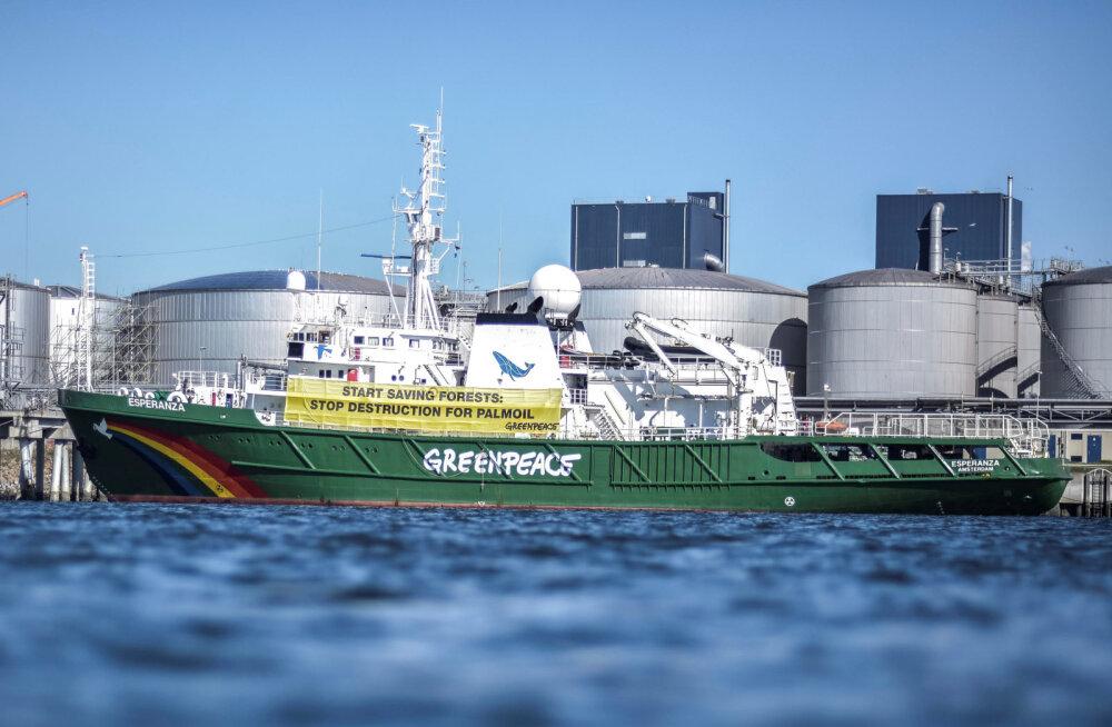 Greenpeace hoiatab: tagasikutsutud Samsungi telefonid võivad põhjustada ökokatastroofi