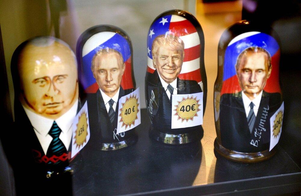 Trump: kohtumine Putiniga võib olla Euroopa kohtumistest lihtsaim