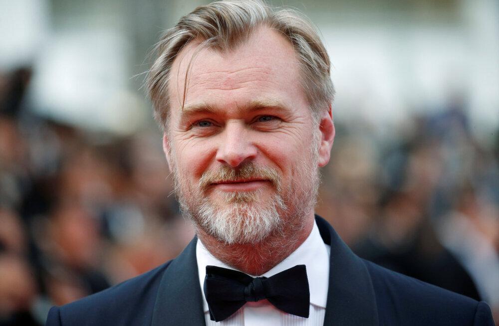 Christopher Nolan selgitas, miks ta Tallinnasse filmima tuli: me otsime alati kohti, mis pole kuigi tuntud