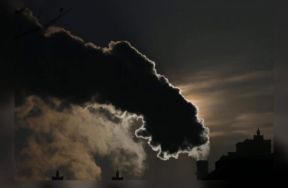 Hiinlaste õhusaaste on juba kandunud ka Los Angelese linna kohale