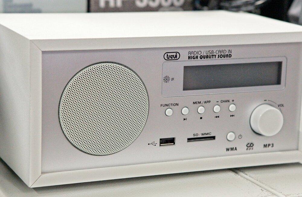 Raadiote töös võib järgmise nädala keskpaigani esineda häireid