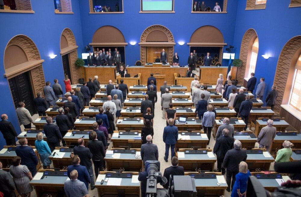 Riigikogu avaistung 2016 september