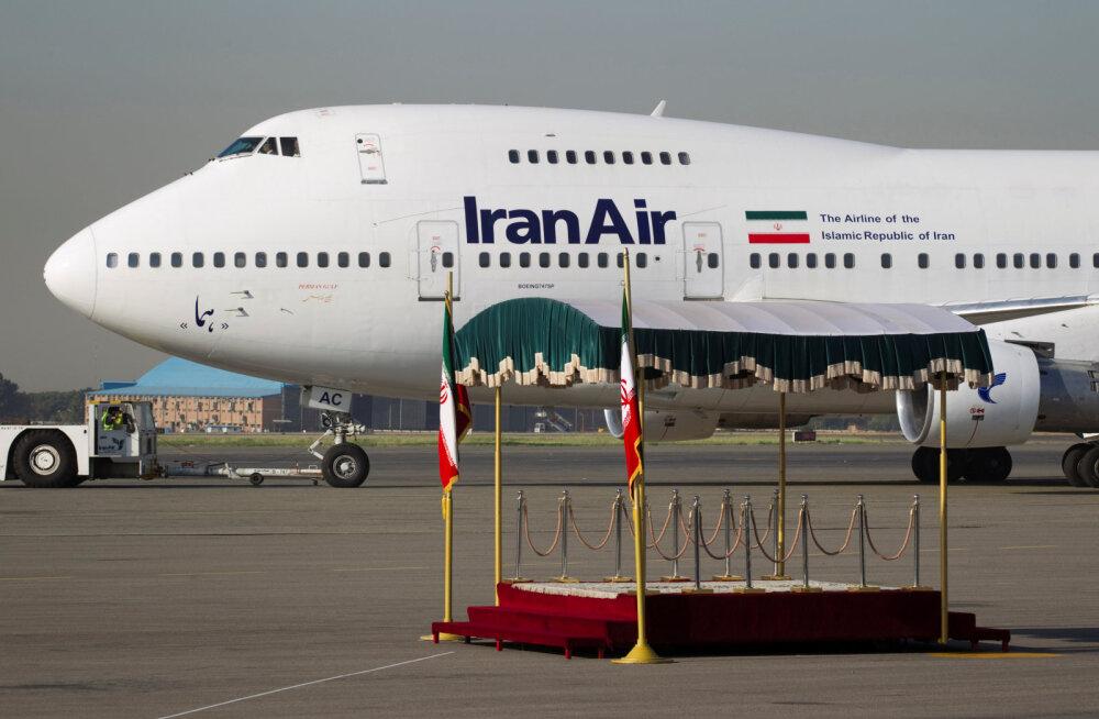 Iraan tegi ajaloolise tehingu