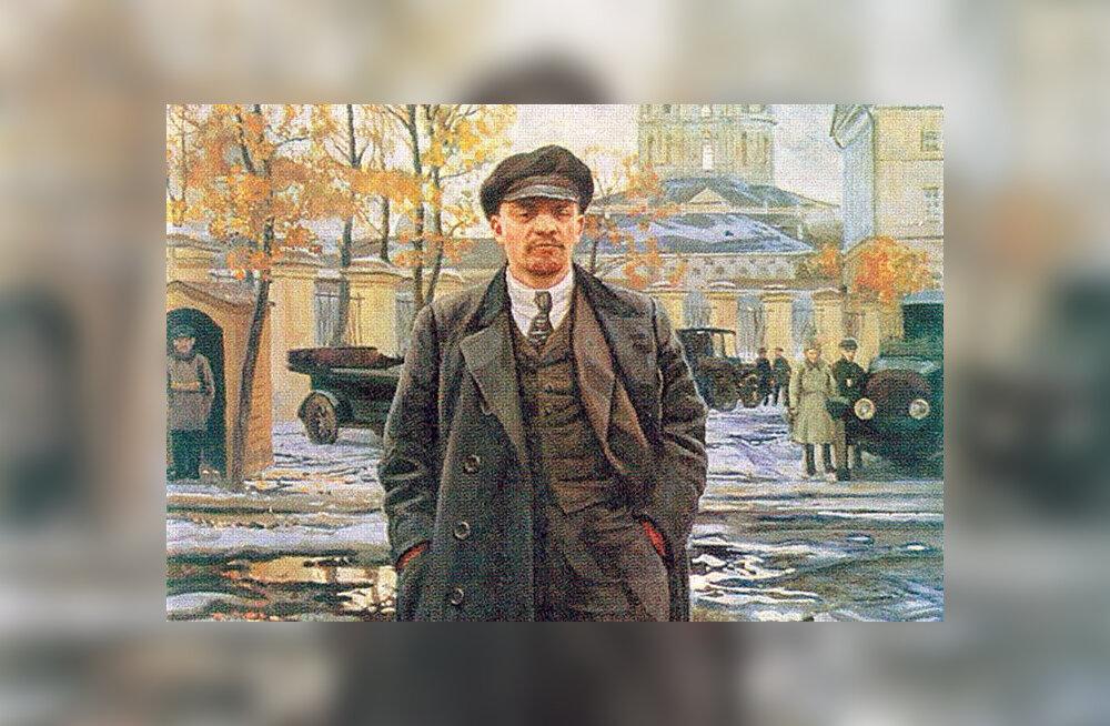 Lenin kui Saksa agent: 1917. aasta Venemaa ajakirjandus oli täis spekulatsioone Lenini kohta