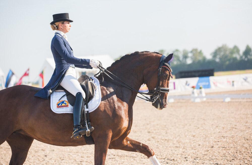 Eeloleval nädalavahetusel selguvad ratsaspordi Eesti meistrid kolmel alal