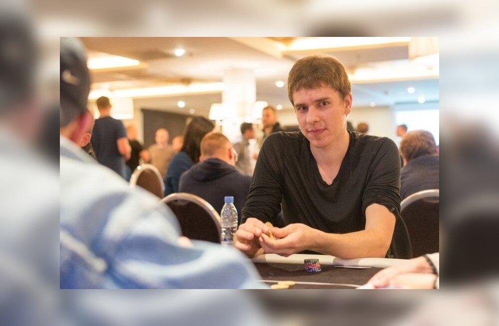 Эстонский игрок в покер выиграл в Испании рекордно большую сумму