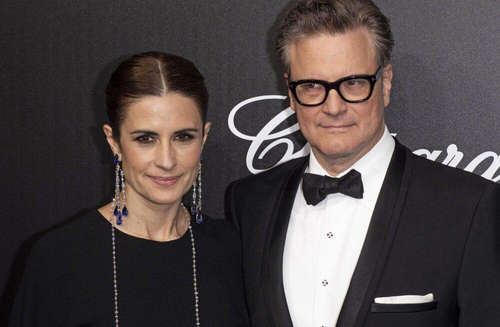 Briti näitleja Colin Firth tunnistab, et abielu oli karidel juba mõnda aega enne lahutust: sellega peab kõvasti tööd tegema
