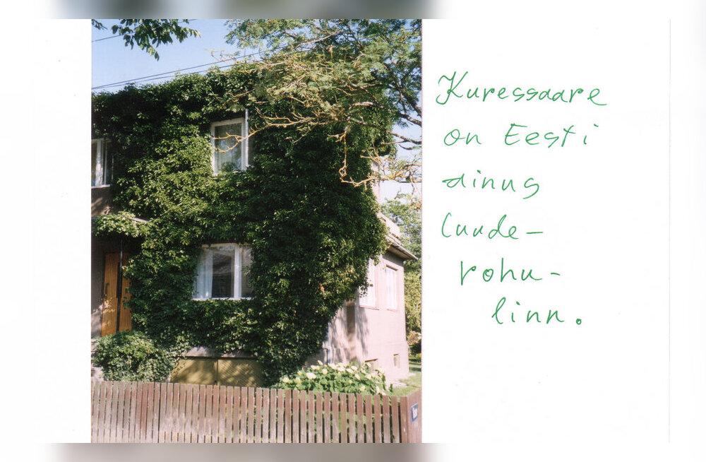 Dendroloogiline kiri Saaremaalt