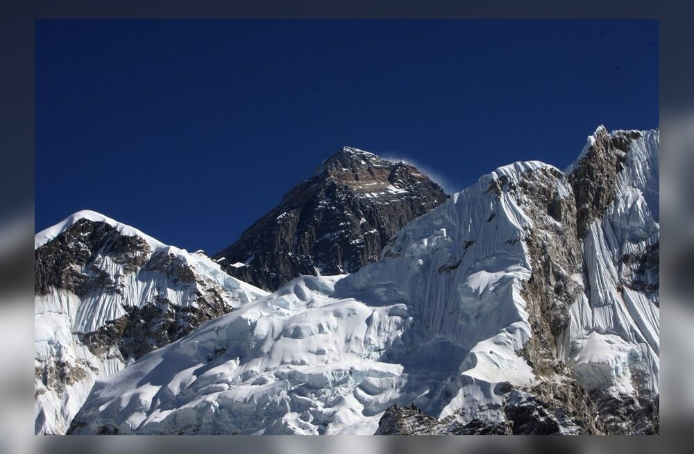 FOTO: Mount Everestist avaldati hämmastav kahe miljardi piksline suumitav pilt