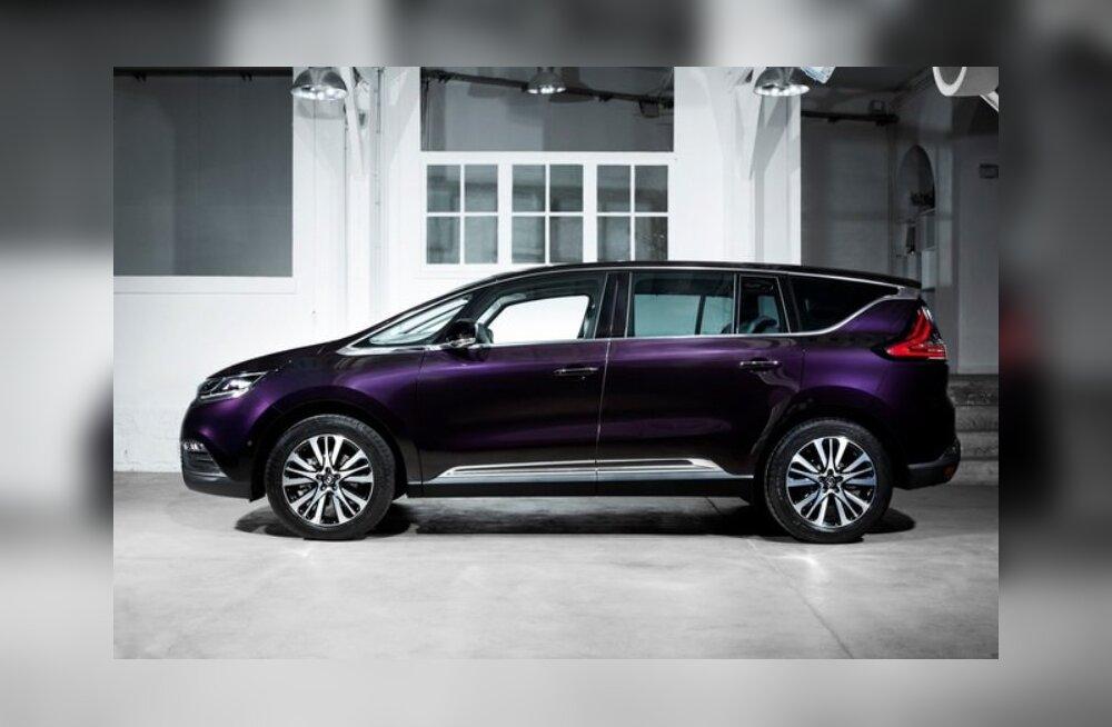 Renault Espace – üks või kaks autot?