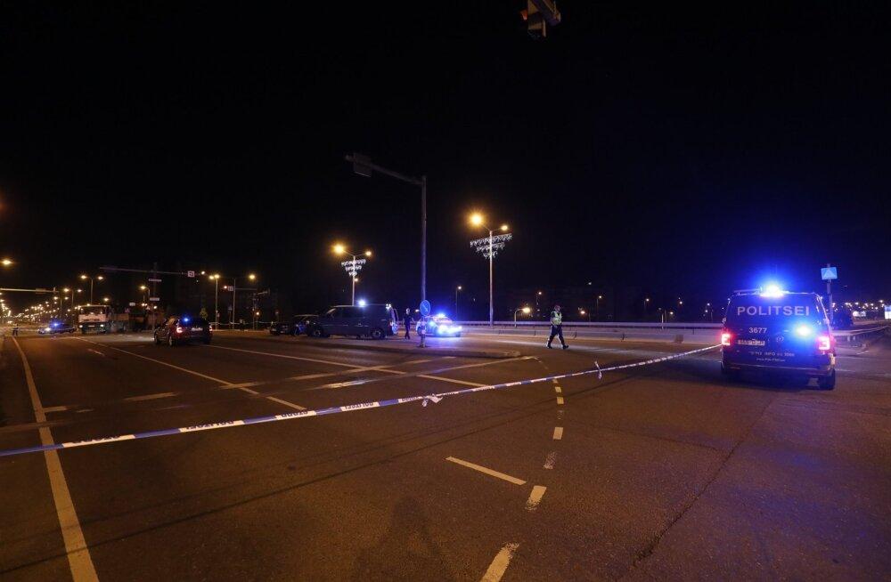Lasnamäe tulistamises tapmiskatse kahtlustuse saanud, ohvrit kuus korda lasknud mees on Tallinna Teede AS töötaja