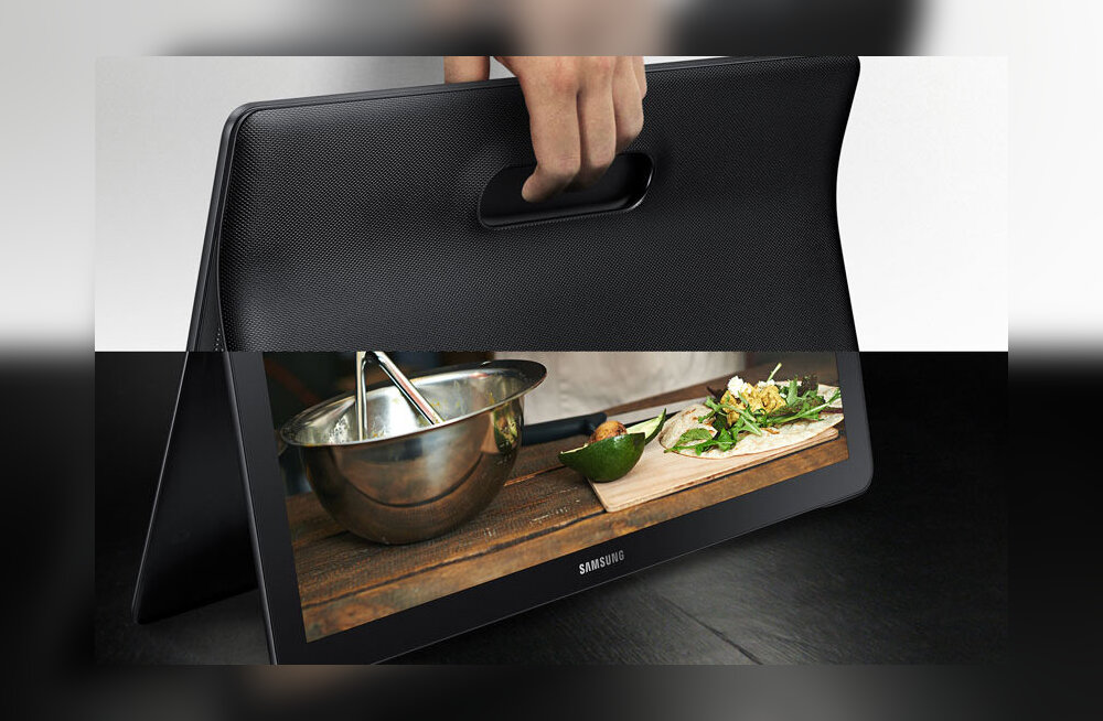 Saage tuttavaks, Galaxy View: hiiglaslik Samsungi tahvelarvuti on tõesti tulekul!