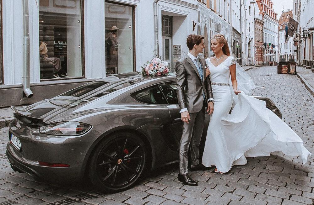 ФОТО И ВИДЕО | Безумно красивая и романтичная история! Таллиннский проект знакомств My Love Story отпраздновал первую свадьбу