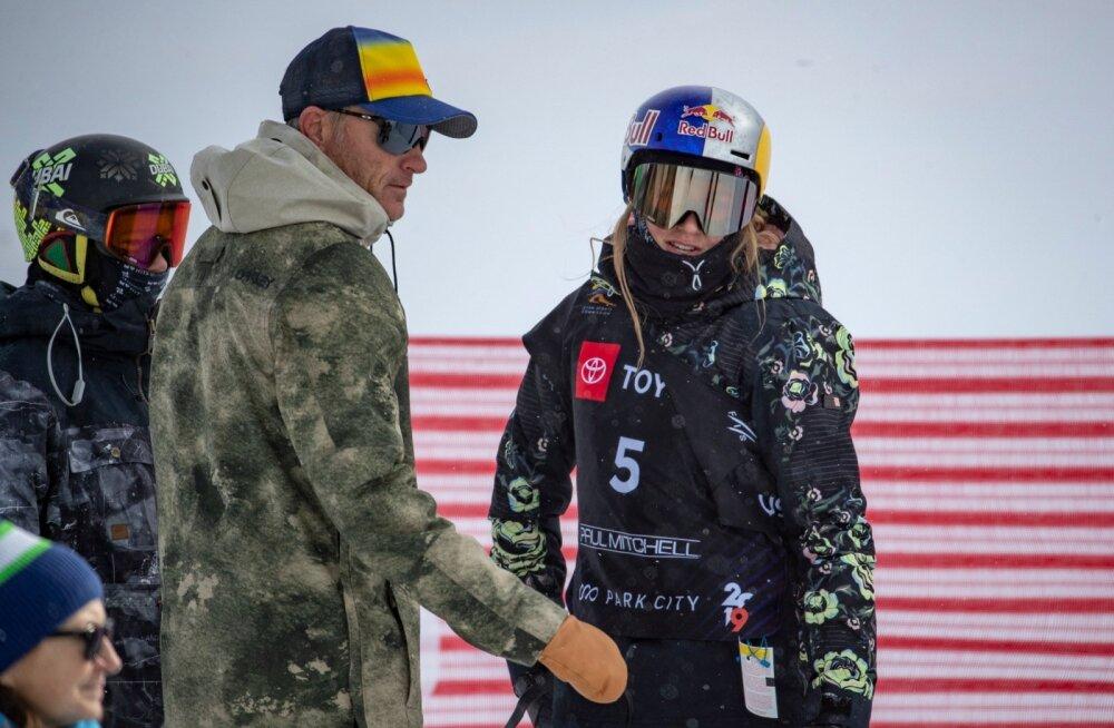 Kelly Sildaru rennisõidu kvalifikatsioon 7.02.2019