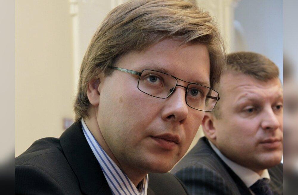 Рижский мэр Ушаков хочет покупать электричество в Эстонии