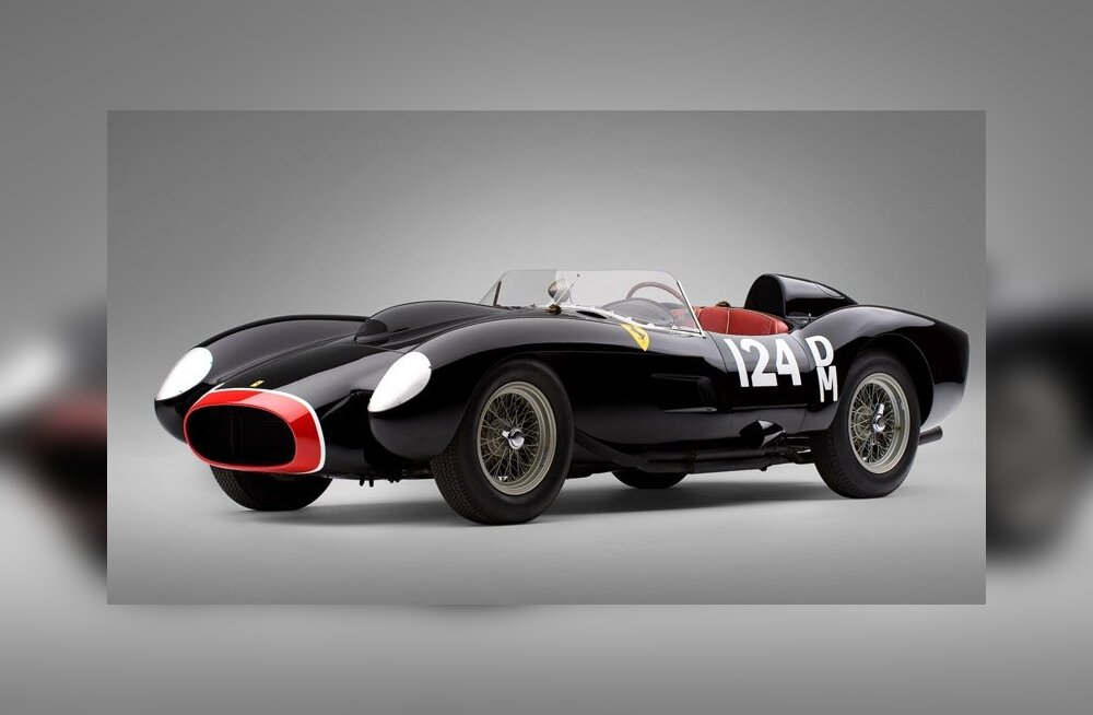 РЕКОРД: 32 млн. долларов за Ferrari 1963 года